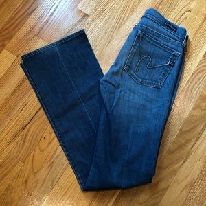 Citizens of Humanity jeans - bootcut